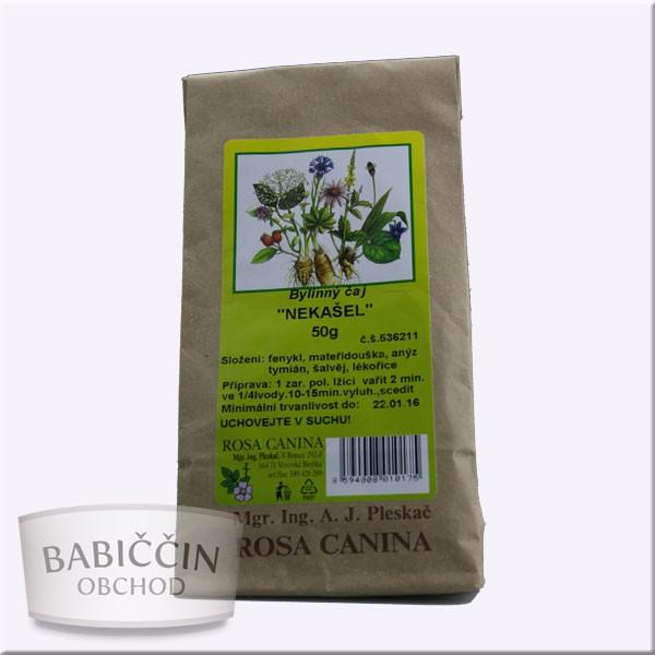 Byliny - otec Pleskač - Bylinný čaj Nekafit 50 g