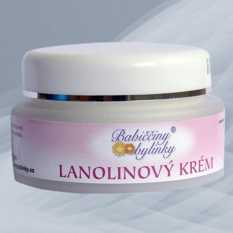 Babiččiny bylinky® - Lanolínový pleťový krém  50 ml