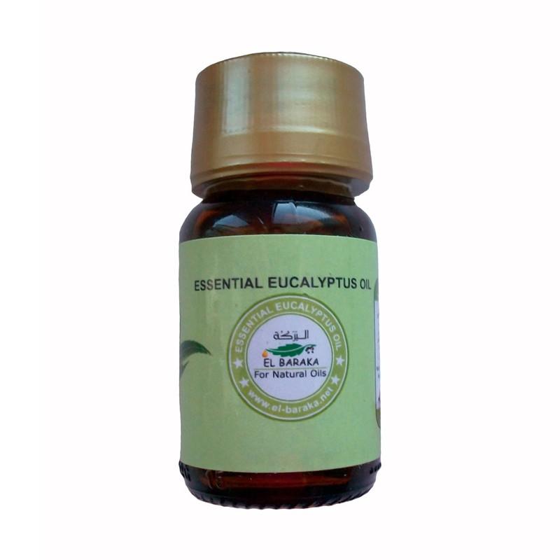 Přírodní neředěné oleje - Eukalyptový olej 30 ml