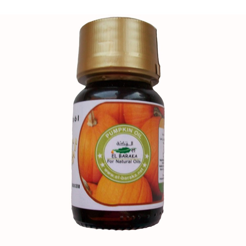 Přírodní neředěné oleje - Dýňový olej 100% 30 ml