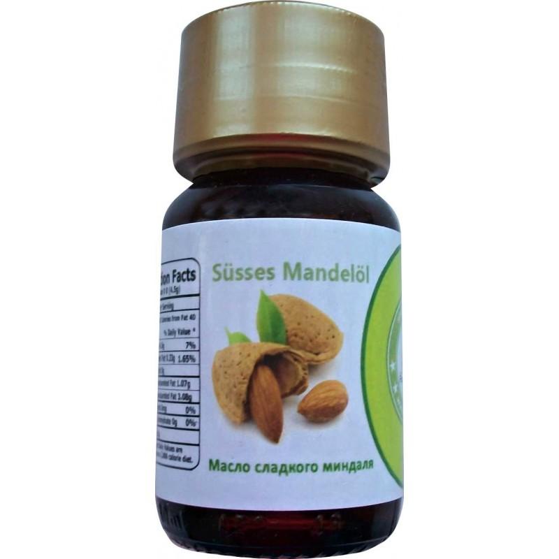 Přírodní neředěné oleje - Mandlový olej 100% 30 ml