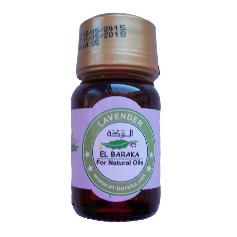 Přírodní neředěné oleje - Levandulový olej aroma 30 ml