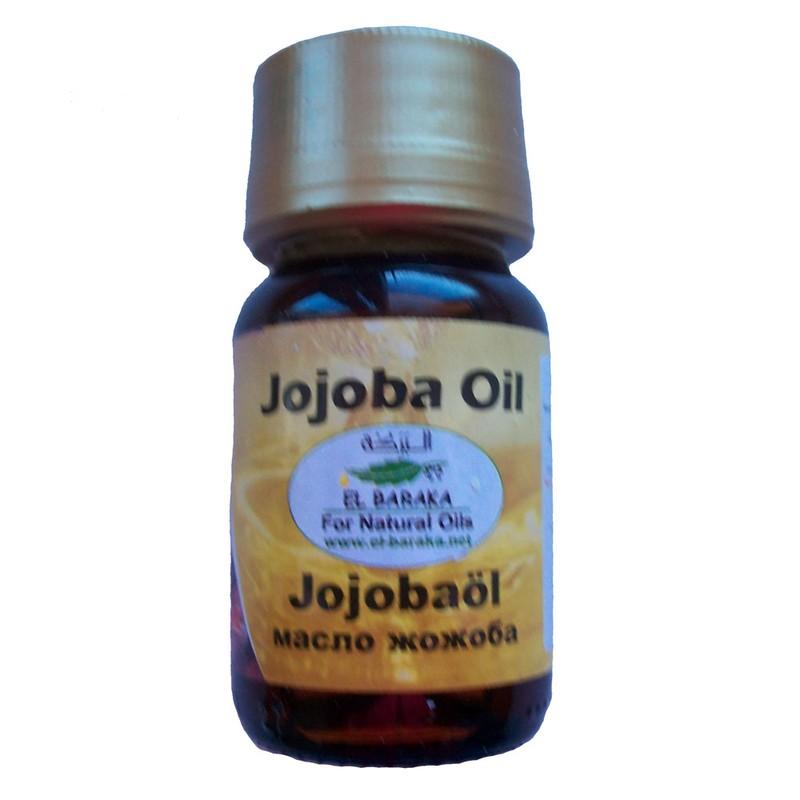Přírodní neředěné oleje - Jojobový olej 30 ml