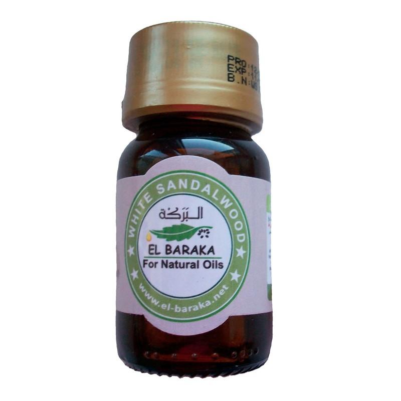 Přírodní neředěné oleje - Santalový olej 30 ml