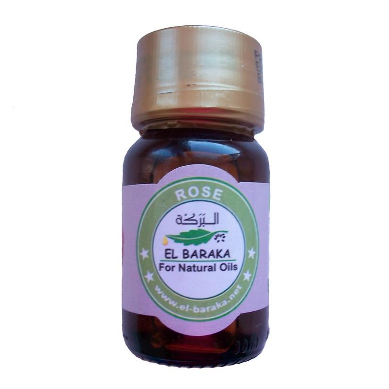 Přírodní neředěné oleje - Růžový olej 100% 30 ml