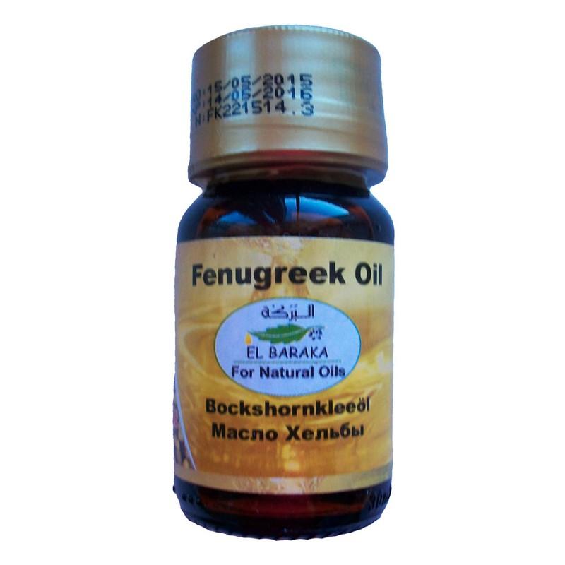 Přírodní neředěné oleje - Olej z pískavice - helba oil 30 ml