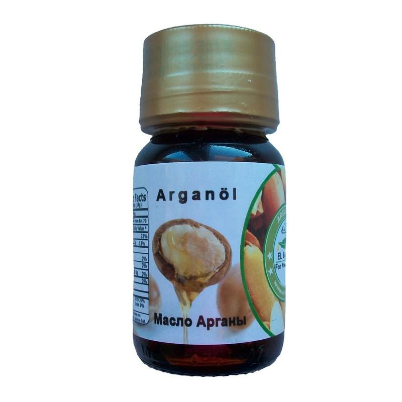 Přírodní oleje z Egypta - Arganový olej 30 ml