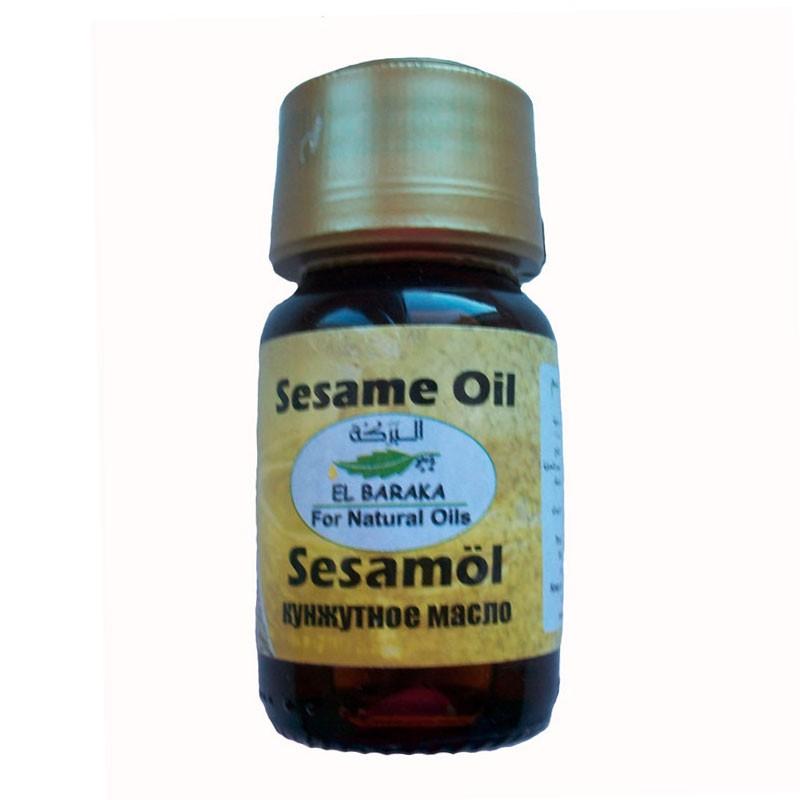 Přírodní neředěné oleje - Sezamový olej 30 ml