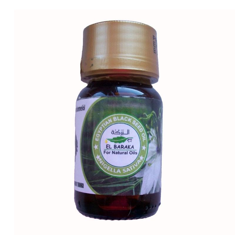 Přírodní neředěné oleje - Olej z černého kmínu 30 ml
