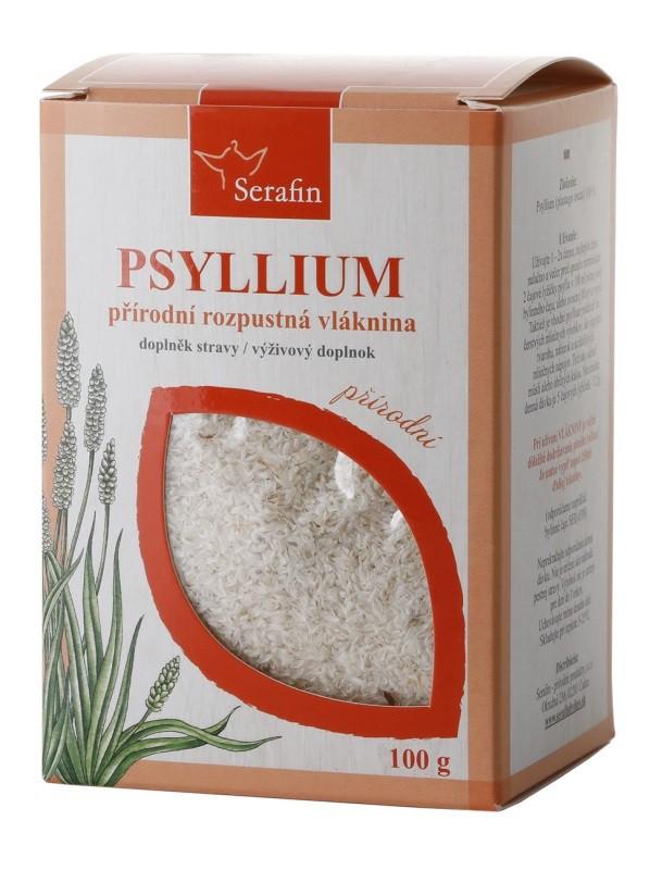 Byliny - Serafin - Psyllium přírodní 100 g