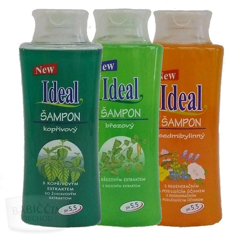 Drogerie - Šampon sedmibylinný