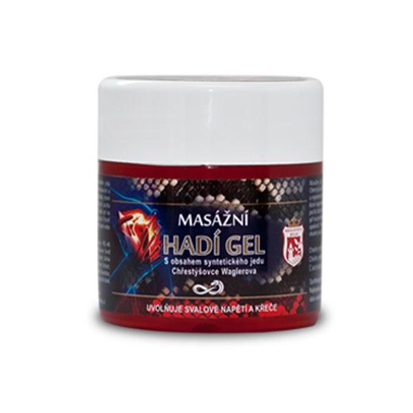 Přírodní kosmetika - Hadí gel 150 ml