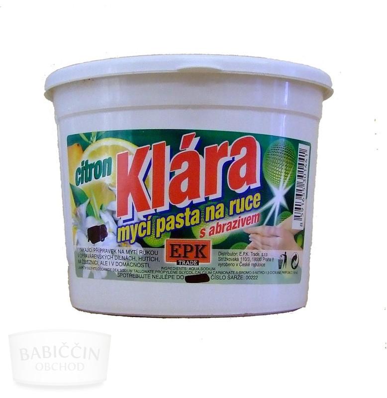 Drogerie - Mycí pasta na ruce 500 g