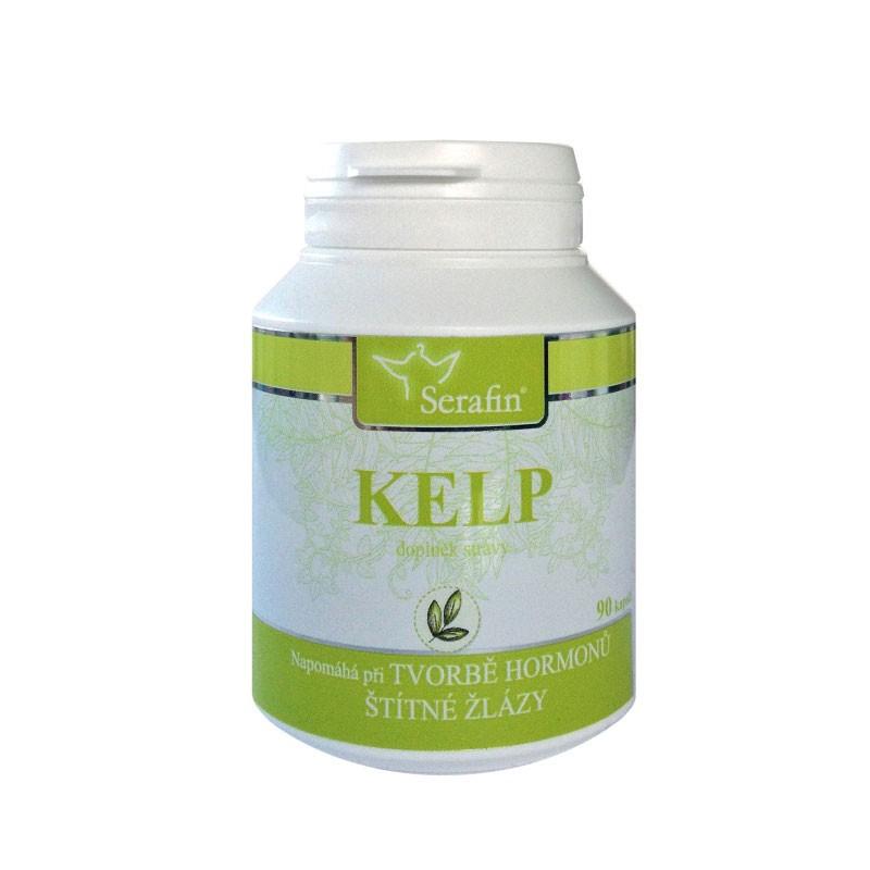 Kapsle Serafin - Kelp - přírodní kapsle