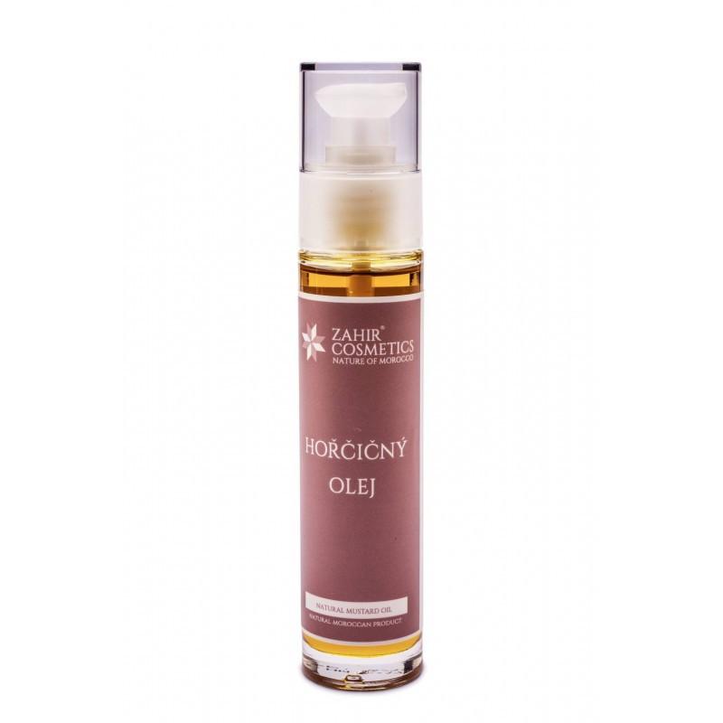 Bio kosmetika - Hořčičný olej kosmetický 50 ml