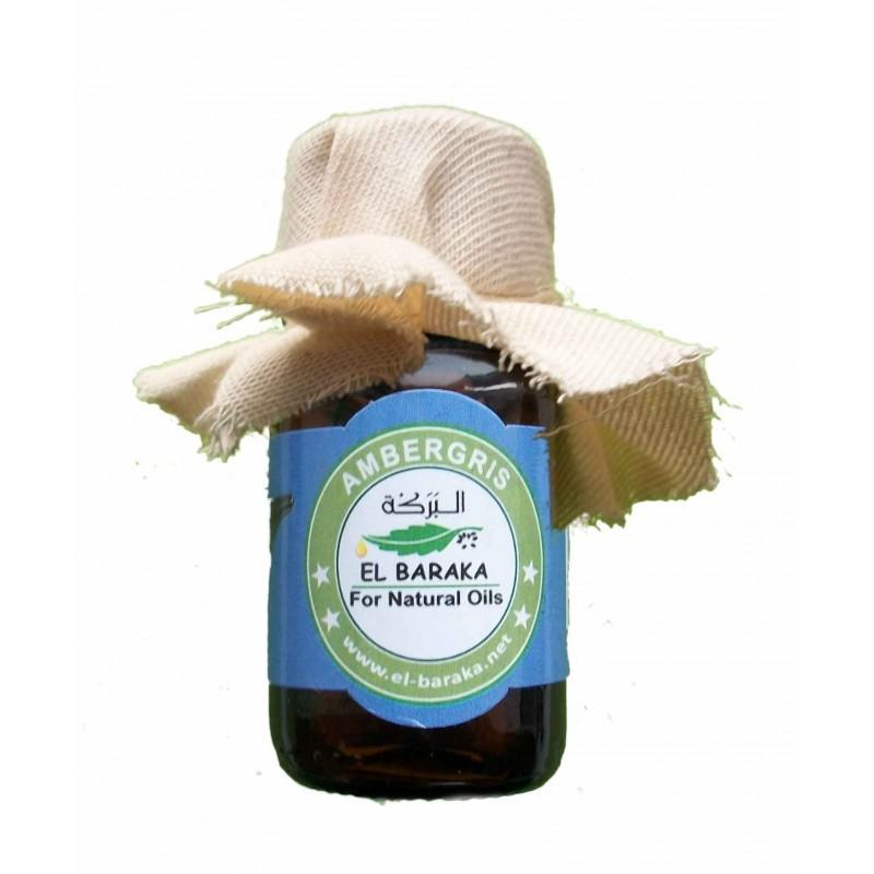 Přírodní oleje z Egypta - Ambra olej - Parfém