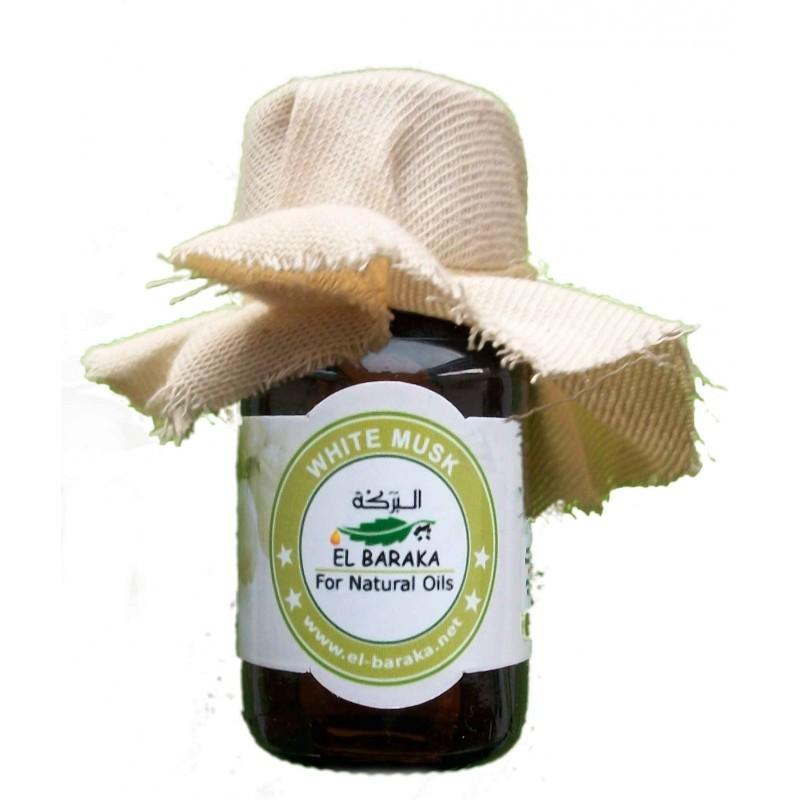 Přírodní oleje z Egypta - Bílý mošus parfémový olej
