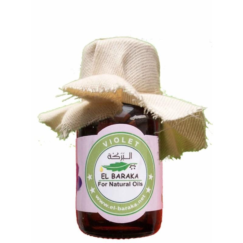 Přírodní oleje z Egypta - Fialkový olej 30 ml