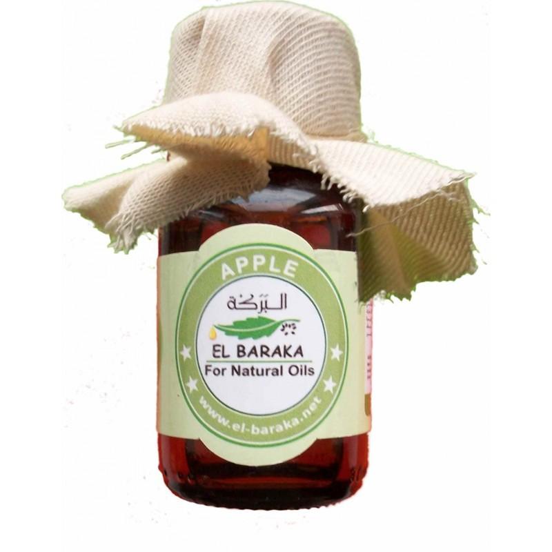 Přírodní neředěné oleje - Olej ze zeleného jablka 30 ml