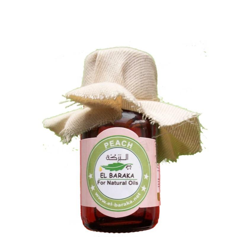 Přírodní neředěné oleje - Broskvový olej 30 ml