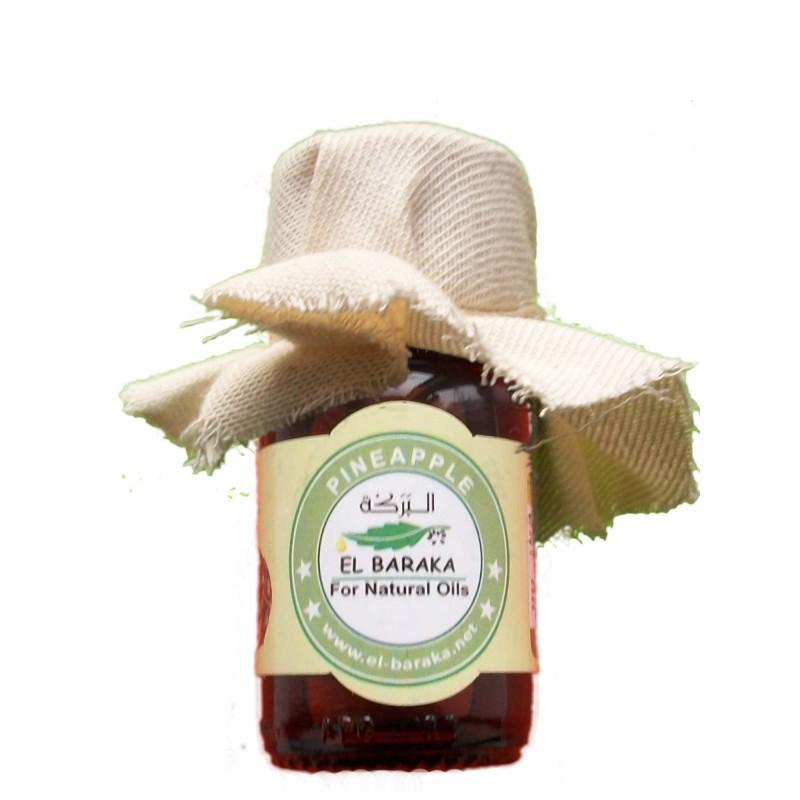 Přírodní neředěné oleje - Ananasový olej 30 ml