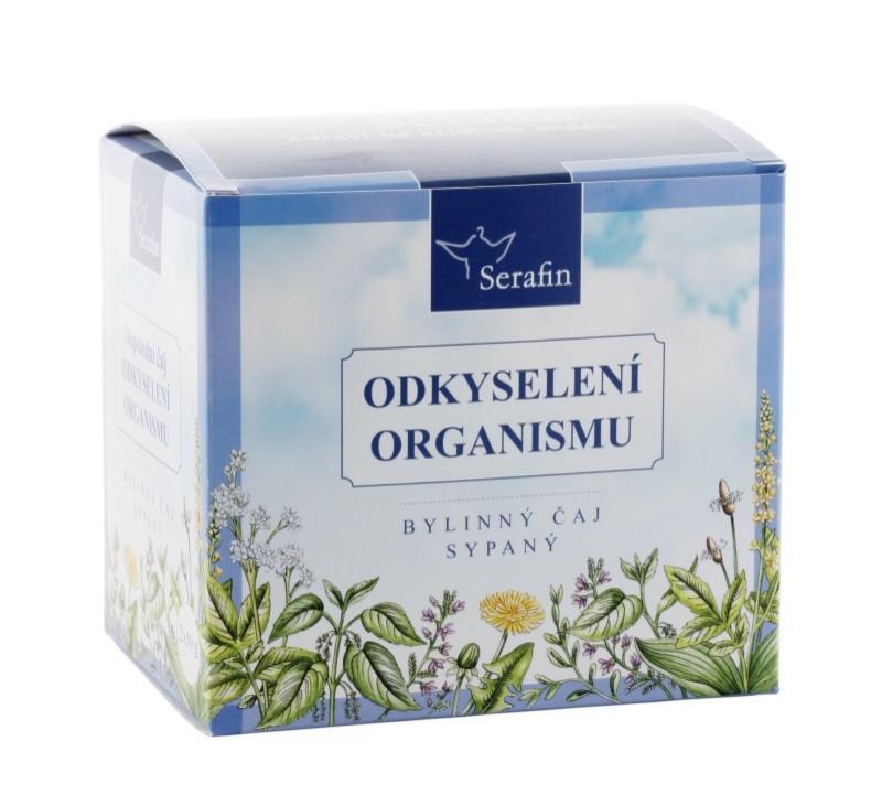 Byliny - Serafin - Odkyselení organismu 2x50g