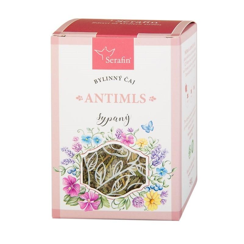 Byliny - Serafin - Antimls - bylinný čaj sypaný