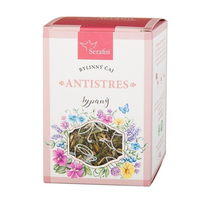 Byliny - Serafin - Antistres - bylinný čaj sypaný