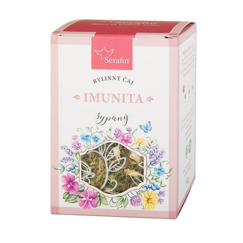 Byliny - Serafin - Imunita - bylinný čaj sypaný