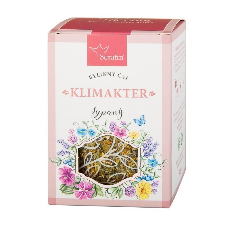 Byliny - Serafin - Klimakter - bylinný čaj sypaný