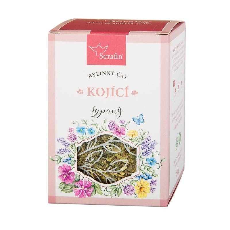 Byliny - Serafin - Kojící - bylinný čaj sypaný