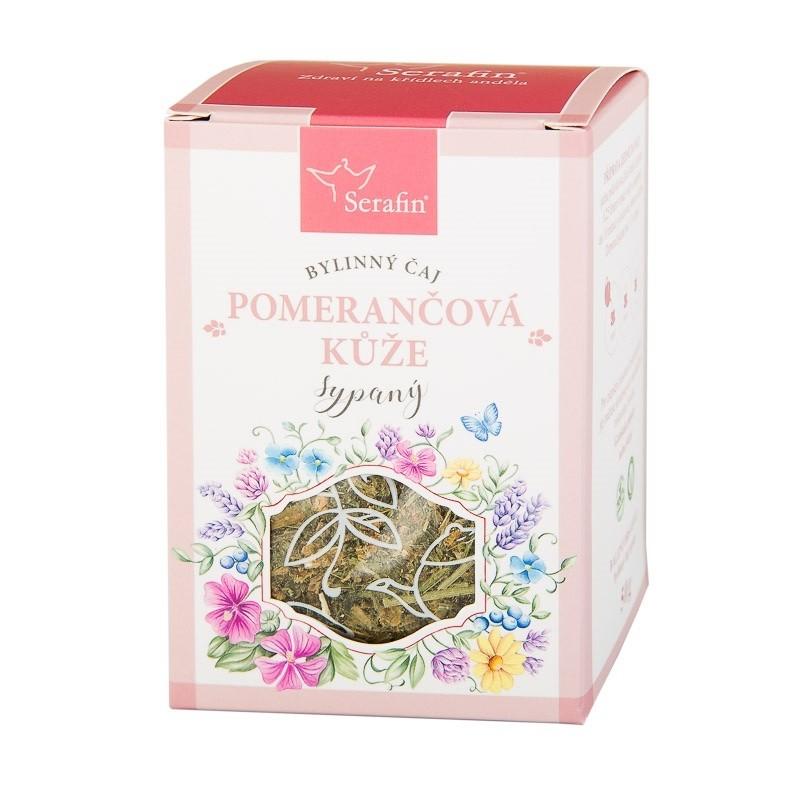 Byliny - Serafin - Pomerančová kůže - bylinný čaj sypaný