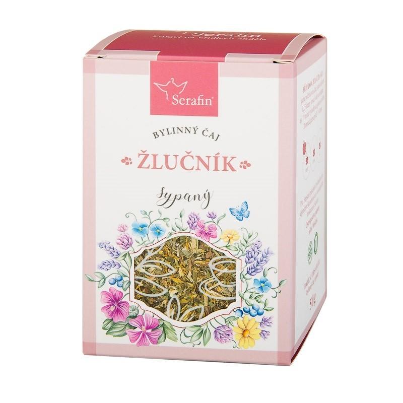Byliny - Serafin - Žlučník - bylinný čaj sypaný
