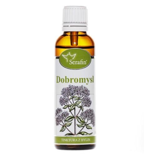 Bylinné tinktury Serafin - Dobromysl 50 ml