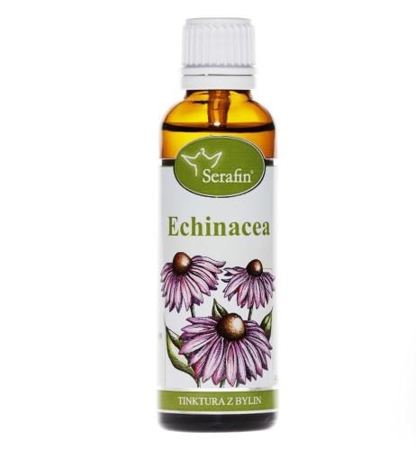 Bylinné tinktury Serafin - Echinacea 50 ml