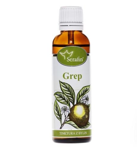 Bylinné tinktury Serafin - Grep 50 ml