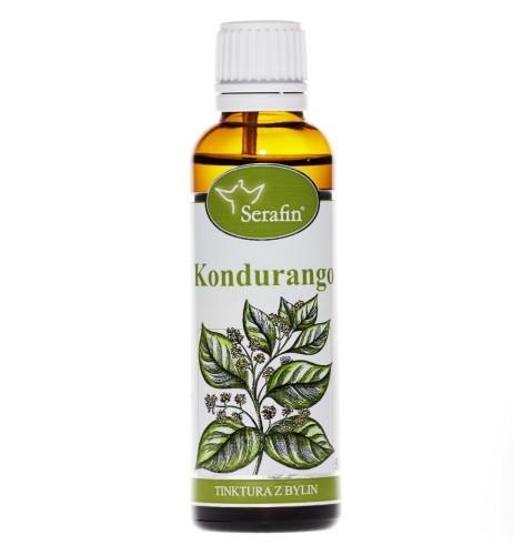 Bylinné tinktury Serafin - Kondurango - Condurango 50 ml