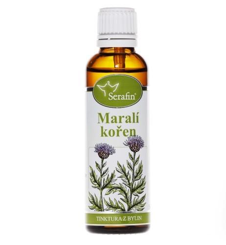 Bylinné tinktury Serafin - Maralí kořen - Maral root 50 ml