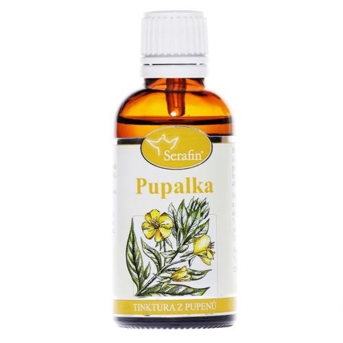 Bylinné tinktury Serafin - Pupalka - Evening primrose 50 ml