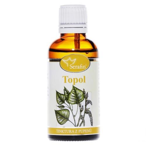 Bylinné tinktury Serafin - Topol TP 50 ml