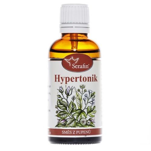 Bylinné tinktury Serafin - Hypertonik TS 50 ml
