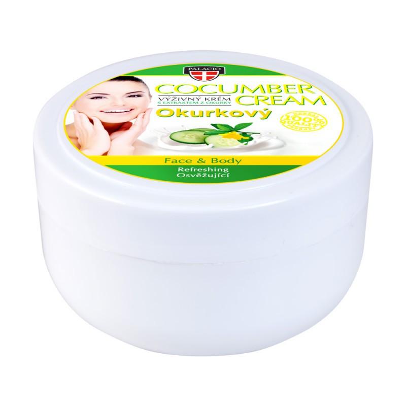 RYCHLÁ VOLBA - Péče o tělo a vlasy - Okurkový hydratační krém