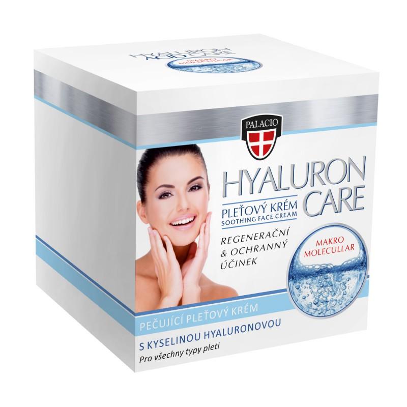 RYCHLÁ VOLBA - Péče o tělo a vlasy - Hyaluron pleťový krém 50ml