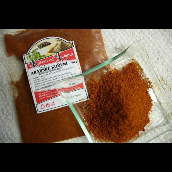 Koření - Arabské koření 50 g