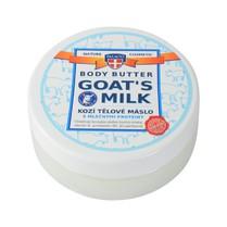 Kozí mléko tělové máslo 200ml