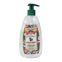 Kokosové tekuté mýdlo s pumpičkou 500ml