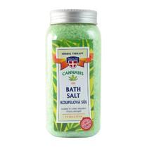 Konopná koupelová sůl 900 g