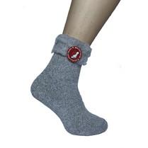 Mega termo ponožky šedé