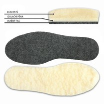 Vložky do bot zimní