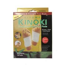 Detoxikační náplasti KIYOME Kinoki - zázvor a sůl